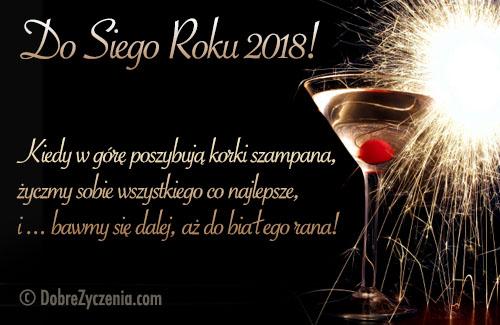 Życzenia noworoczne wierszem pisane