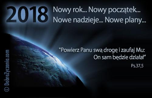 Nowy Rok... Nowy początek... Nowe nadzieje