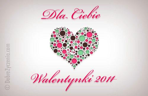 Specjalnie dla Ciebie na Walentynki